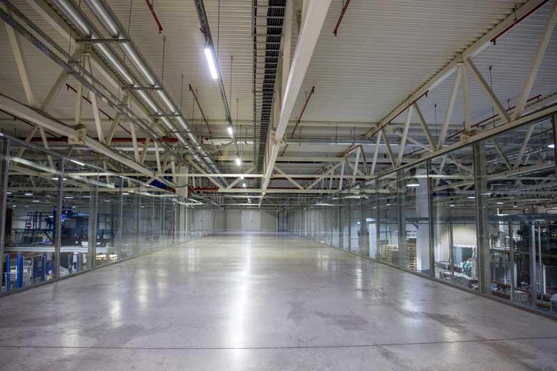 Servicios industriales de limpieza y mantenimiento